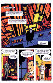 Mister X page
